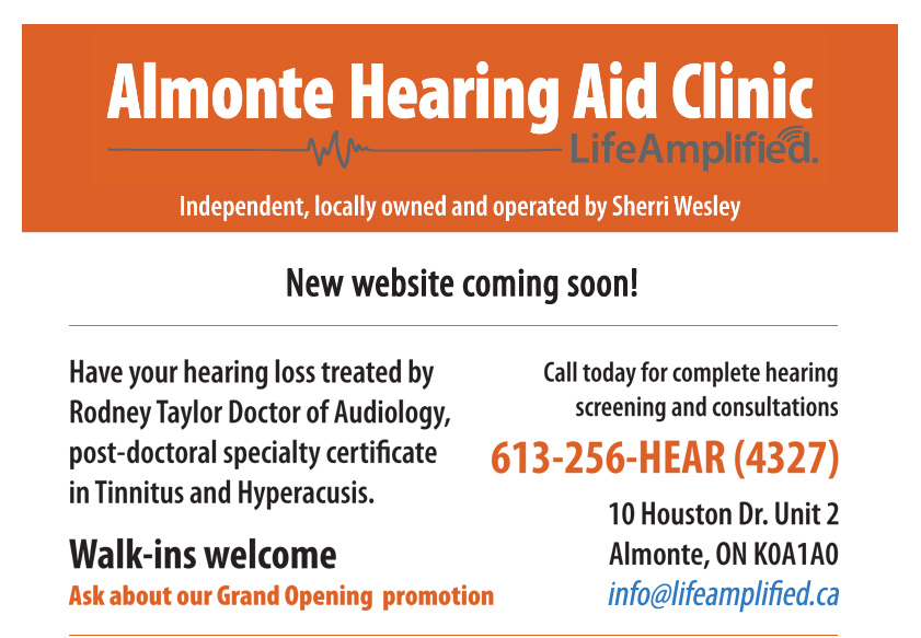 Almonte Hearing Clinic - Life Amplified.